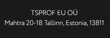 TSPROF ESTONIA
