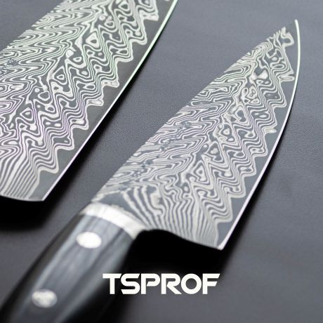 How to create a mirror edge on a knife?