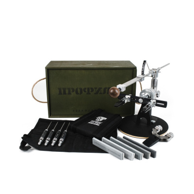 K03 Outdoorsman Kit - TSPROF Knife Sharpener